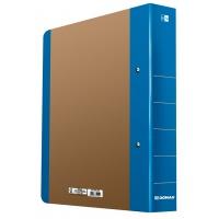 Segregator ringowy DONAU Life, A4/2RD/50mm, niebieski, Segregatory ringowe, Archiwizacja dokumentów