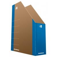 Pojemnik na dokumenty DONAU Life, karton, A4, niebieski, Pojemniki na dokumenty i czasopisma, Archiwizacja dokumentów