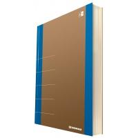 Notatnik DONAU Life, organizer, 165x230mm, 100 kart., niebieski, Notatniki, Zeszyty i bloki