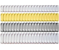 GRZBIETY DO BINDOWANIA 45mm 50szt, Podkategoria, Kategoria