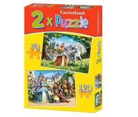 PUZZLE 2w1 CHARMING PRINCESS 1017, Podkategoria, Kategoria