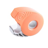 Tape Dispenser Smart, light orange