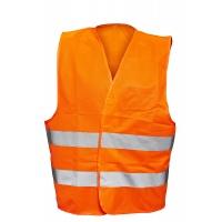 Kamizelka odblaskowa Flash (BE-04-003) pomarańczowa, Kamizelki, Ochrona indywidualna