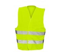Kamizelka odblaskowa Flash (BE-04-003), żółta, Kamizelki, Ochrona indywidualna