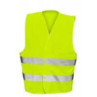 Kamizelka odblaskowa Flash (BE-04-003) żółta, Kamizelki, Ochrona indywidualna
