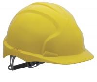 Kask ochronny Evo2, żółty, Kaski ochronne, Ochrona indywidualna