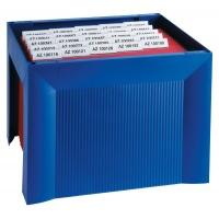 Mini archiwum Karat polistyren niebieskie