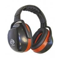 Nauszniki na głowę ED 3H 33dB pomarańczowe, Nauszniki, Ochrona indywidualna