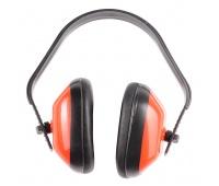 Nauszniki na głowę ekon. EarFlap (GS-01-001), 27dB, czerwone, Nauszniki, Ochrona indywidualna