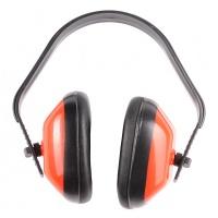 Nauszniki na głowę ekon. EarFlap (GS-01-001) 27dB czerwone, Nauszniki, Ochrona indywidualna