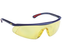 Safety Spectacles Barden, UV, yellow