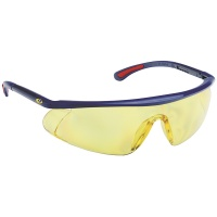 Okulary ochronne Barden UV żółte, Okulary, Ochrona indywidualna