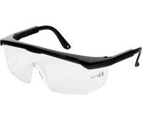 Okulary ekon. FF RHEIN (AS-01-002), transparentne, Okulary, Ochrona indywidualna