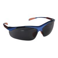 Okulary ochronne Nellore, szyba 1F - UV, dymne, Okulary, Ochrona indywidualna