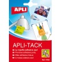 Masa mocująca APLI  Apli-Tack,  w bloku,  57g,  niebieska