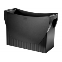 Suspension File Box HAN Swing, polystyrene, A4, black