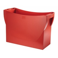Suspension File Box HAN Swing, polystyrene, A4, red