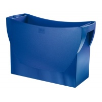 Suspension File Box HAN Swing, polystyrene, A4, blue