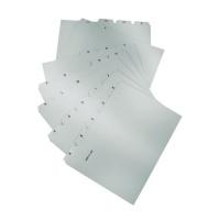 Przekładki HAN Kartei, PP, A4, do kartoteki, A-Z, 25 kart, szare, Miniarchiwa i kartoteki, Archiwizacja dokumentów