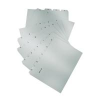 Przekładki HAN Kartei, PP, A5, do kartoteki, A-Z, 25 kart, szare, Miniarchiwa i kartoteki, Archiwizacja dokumentów