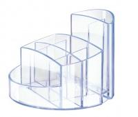 Przybornik na biurko HAN Rondo Signal, 9 komór, jasnoniebieski, Przyborniki na biurko, Drobne akcesoria biurowe