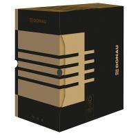 Pudło archiwizacyjne DONAU, karton, A4/200mm, brązowe, Pudła archiwizacyjne, Archiwizacja dokumentów