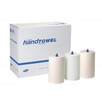 Ręczniki papierowe X1 1-warstwowe 854 listków 205m 5szt., Ręczniki papierowe i dozowniki, Artykuły higieniczne i dozowniki