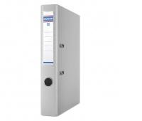 Segregator DONAU Premium, PP, A4/50mm, szary, Segregatory polipropylenowe, Archiwizacja dokumentów