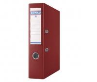 Segregator DONAU Premium, PP, A4/75mm, bordowy, Segregatory polipropylenowe, Archiwizacja dokumentów