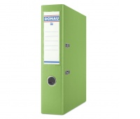 Binder DONAU Premium, PP, A4/75mm, light green