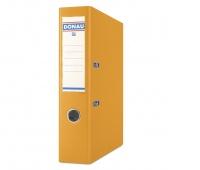 Segregator DONAU Premium, PP, A4/75mm, pomarańczowy, Segregatory polipropylenowe, Archiwizacja dokumentów