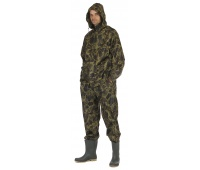 Trousers and Jacket Carina, polyester, size M, camo
