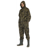 Trousers and Jacket Carina, polyester, size XXXL, camo
