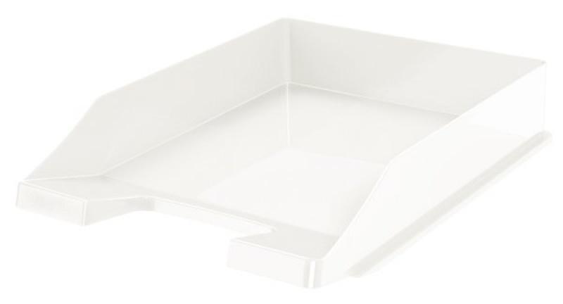 Szufladka na biurko HAN Elegance, polistyren, A4, biała, Szufladki na biurko, Drobne akcesoria biurowe