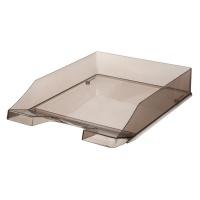 Szufladka na biurko HAN Standard, polistyren, A4, dymna, Szufladki na biurko, Drobne akcesoria biurowe