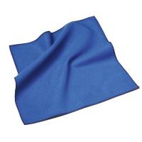 Microfiber Cloth 400x400mm blue