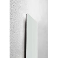 Tablica suchoś. -magn. SIGEL, 12x78cm, szklana, biała, Tablice suchościeralne, Prezentacja