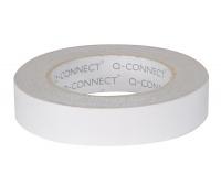 Taśma dwustronna montażowa Q-CONNECT, 18mm, 3m, biała, Taśmy specjalne, Drobne akcesoria biurowe