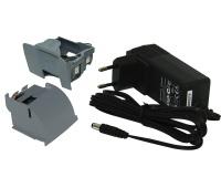 Zasilacz HAGLEITNER Xibu, 12V, do odświeżacza powietrza, czarny, Przedłużacze, listwy, zasilacze, UPSy, Urządzenia i maszyny biurowe