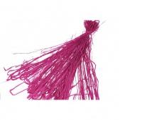 Rafia - włókna 50-60 gram, amarantowa, Produkty kreatywne, Artykuły dekoracyjne