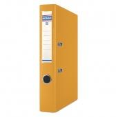 Segregator DONAU Premium-S, PP, A4/50mm, pomarańczowy, Segregatory polipropylenowe, Archiwizacja dokumentów