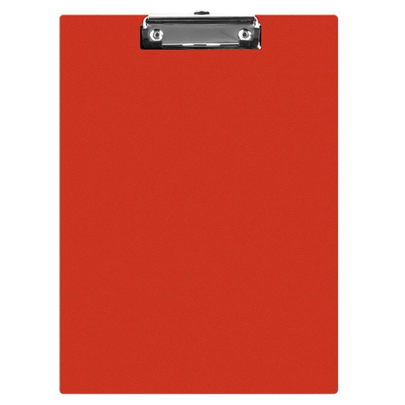 Clipboard deska PVC A5 czerwony, Clipboardy, Archiwizacja dokumentów
