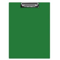 Clipboard Q-CONNECT teczka, PVC, A4 zielony, Clipboardy, Archiwizacja dokumentów