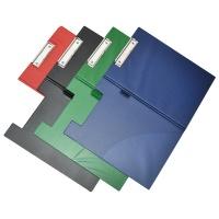 Clipboard Q-CONNECT teczka, PVC, A4 mix, Clipboardy, Archiwizacja dokumentów
