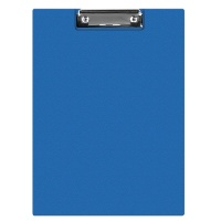 Clipboard Q-CONNECT File, PVC, A5, blue