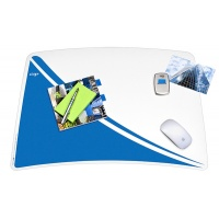 Desk Mat CEPPro Gloss, blue