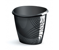 Waste Bin CEP Origins, black