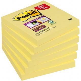 karteczki, bloczek, notes, karteczki samoprzylepne, post it, bloczek samoprzylepny, post-it, samoprzylepne, samoprzylepny, kartki samoprzylepne, zestaw promocyjny, gratis, bloczki samoprzylepne, postit, BLOCZEK, 654-P6SSCY-EU, super sticky