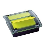 Podajnik do bloczków samop. POST-IT® Millenium Z-Notes (C2014) czarny 1 bloczek GRATIS, Bloczki samoprzylepne, Papier i etykiety