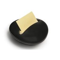 Podajnik do bloczków samop. POST-IT® Stone by Karim Rashid Z-Notes (PBL-B1Y) czarny 1 bloczek GRATIS, Bloczki samoprzylepne, Papier i etykiety